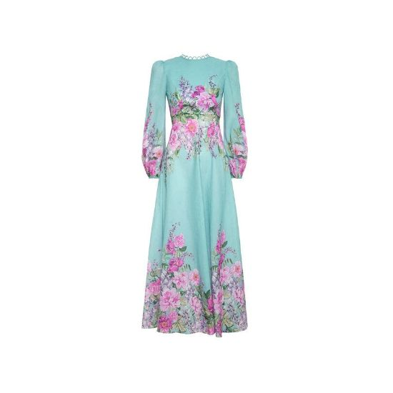 Picture of Bellitude Floral Long Dress