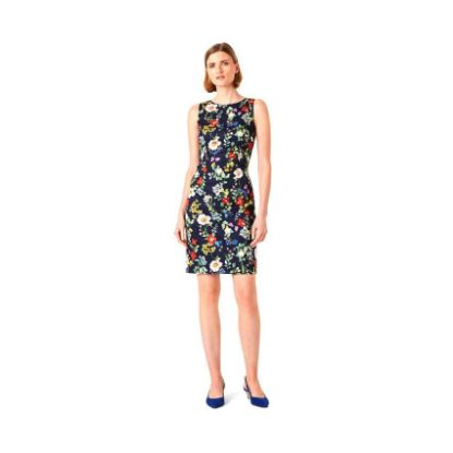 Picture of Moira Floral Shift Dress