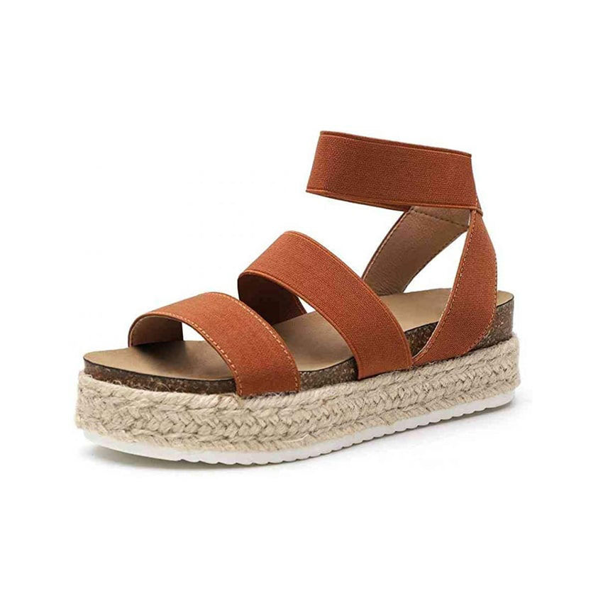Picture of Athlefit Women Wedge Sandals